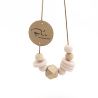 SERENITY silicone necklace